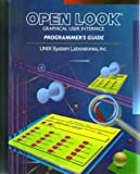 img - for Open Look Graphical User Interface: Programmer's Guide book / textbook / text book