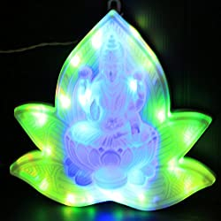 Diwali Gifts - Hanging Laxmi Ji Light