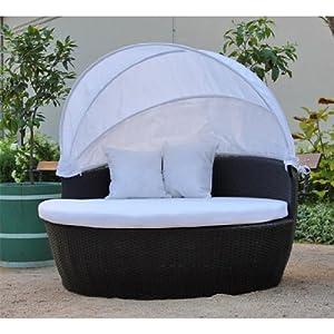 gartenmobel polyrattans polyrattan sonneninsel twoisland rattan insel garten lounge. Black Bedroom Furniture Sets. Home Design Ideas