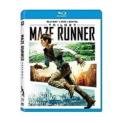Maze Runner Trilogy [Blu-ray]