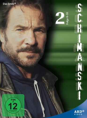 Schimanski 2, Folge 06-10 [5 DVDs]