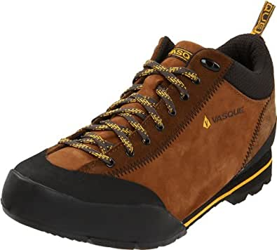 vasque men 39 s rift hiking shoe dark earth old gold 7 m us. Black Bedroom Furniture Sets. Home Design Ideas