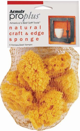 ProPlus Natural Craft and Finishing Sponge