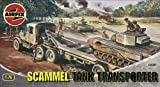 Airfix A02301 Scammel Tank Transporter 1:76 Scale Series 2 Plastic Model Kit
