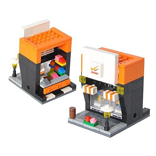 CALLDO-Building-Blocks-Assembling-Toys-Blocks-Street-Series