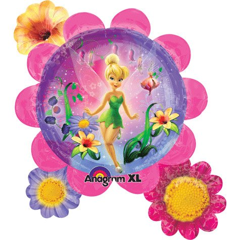Tinkerbell Flower Cluster Super Shape