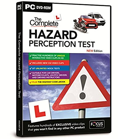 The Complete Hazard Perception 2014-15 (Dts)