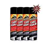Armor All® Tire Foam Cleaner 4x500ml = 4pk