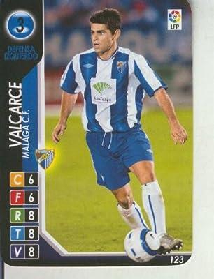 Derby Total 2004-2005: Malaga C.F. numero 03: Valcarce