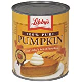 Libby's 100% Pure Pumpkin, 29 oz (Pack of 12)