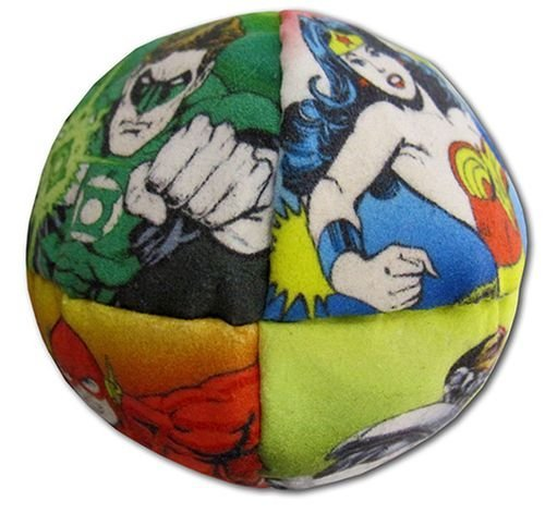 super-hero-paneled-prof-footbag-hacky-sacks-fb4-justice-league-figures-logo-by-adventure-trading