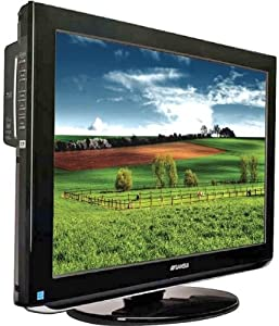 Sansui FHDBDP3209 31.5-Inch 1080p LCD HDTV with Built-In BluRay Player, Black
