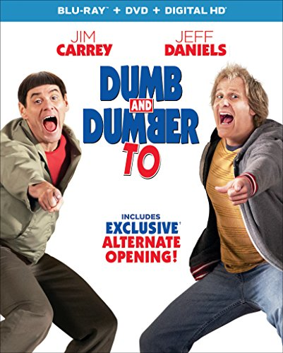 Blu-ray : Dumb and Dumber To (With DVD, Ultraviolet Digital Copy, Digitally Mastered in HD, Snap Case, Slipsleeve Packaging)
