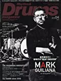 Rhythm & Drums magazine (リズム アンド ドラムマガジン) 2016年 4月号 [雑誌]