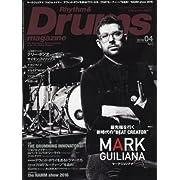Rhythm & Drums magazine (リズム アンド ドラムマガジン) 2016年 4月号