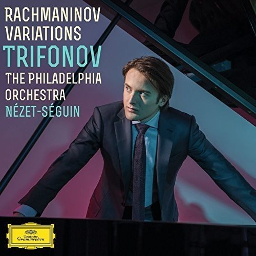 CD : Daniil Trifonov - Rachmaninov Variations (Super-High Material CD, Japan - Import)