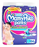 #6: MamyPoko Large Size Pants (64 Count)