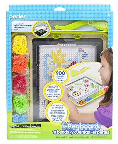 Perler Beads I-Pegboard Tablet Accessory Starter Kit - 1