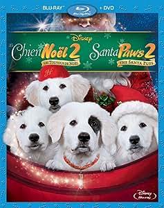 Le Chien Noël 2: Les Toutous de Noël / Santa Paws 2: The Santa Pups (Bilingual) [Blu-ray + DVD]