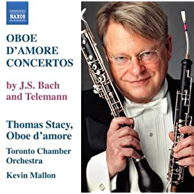 Oboe d'amore Concerto in A major, BWV 1055: II. Larghetto
