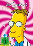 DVD Cover 'The Simpsons - Die komplette Season 16 [4 DVDs]