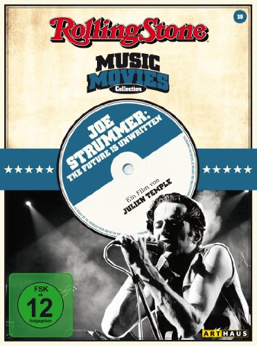 Joe Strummer: The Future Is Unwritten / Rolling Stone Music Movies Collection