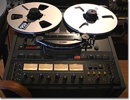 Otari MX5050 BQII Professional 4-Track Reel-To-Reel Tape Recorder