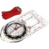 Suunto Adventurer Baseplate Compasses M-3 G/Cl Cm Compass, SS004321010