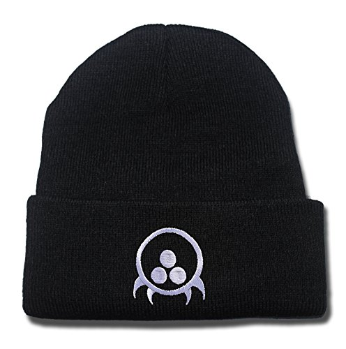 JRICK Metroid Series Logo Beanie Fashion Unisex Embroidery Beanies Skullies Knitted Hats Skull Caps