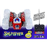 Splitster ? Extreme Tumbling & Spinning Stunt Car - Tumbles - Splits Down The Middle - 360 Stunts - Lights - AS SEEN ONby UKayed �