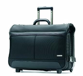 Samsonite Premier Wheeled Garment Bag, Black, One Size