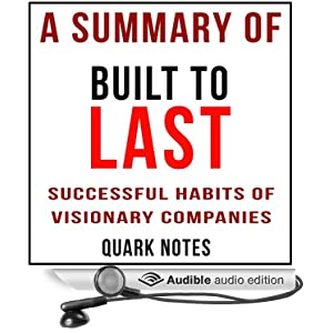 Amazon.com: A Summary of Built to Last: Successful Habits