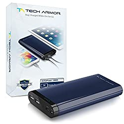 Tech Armor Active Power 20800mAH Power Bank