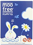 Moo Free Original Milk Chocolate Organic Dairy Free Easter Egg (Pack of 6)