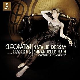 Handel : Cleopatra - Giulio Cesare Opera Arias