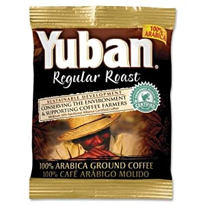 Mr. Coffee Yuban Regular Roast Ground Coffee, 1.1-Ounce Packages (Pack of 42) at Sears.com