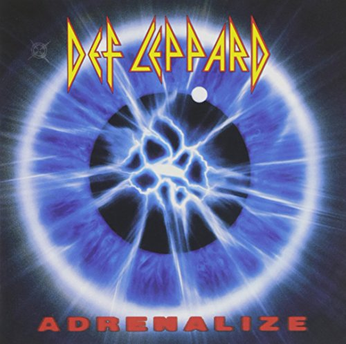 CD : Def Leppard - Adrenalize