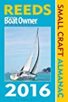Reeds PBO Small Craft Almanac 2016 (R...