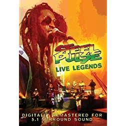 Steel Pulse Live Legends