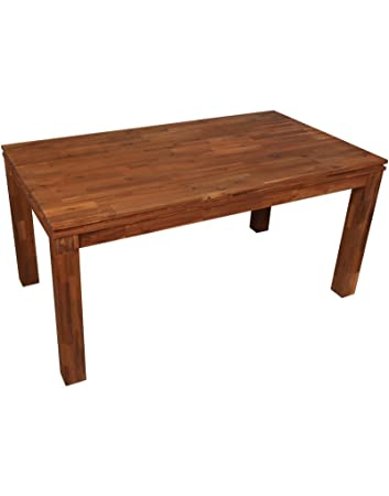 Elegante tavolo da pranzo in legno