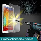 Poweradd™ Nano Explosion-Proof HD Clear Screen Protector Guard Film for Samsung Galaxy Note 3 III N9000 with Strong Pressure-Resistant Anti-Scratch Anti-Fingerprint Shockproof Bubble Free Function-Retail Packaging