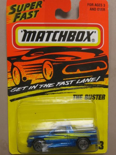 Matchbox The Buster