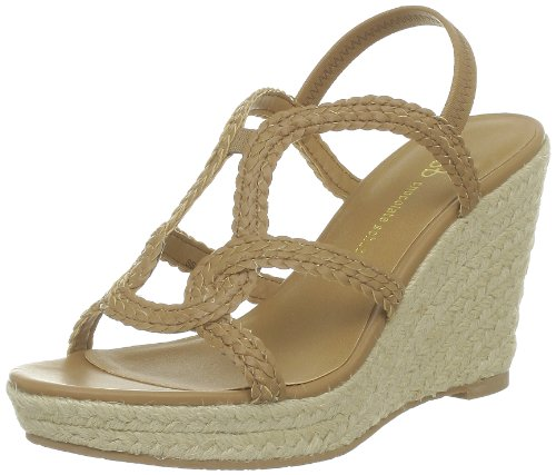Chocolate Schubar - Sandali Bree, Donna, Marron (Tan), 41