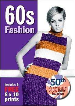 60s Fashion Park Lane Books 9781906969332 Books