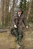 Sherwood Oakfield Ragley Mens Full Length Superior Quality 100% Waterproof Coat - EXCLUSIVE
