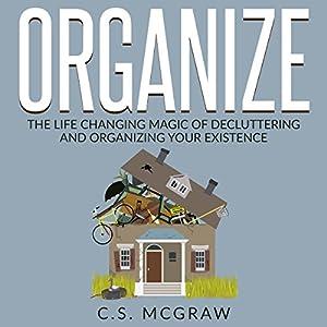 Organize Audiobook