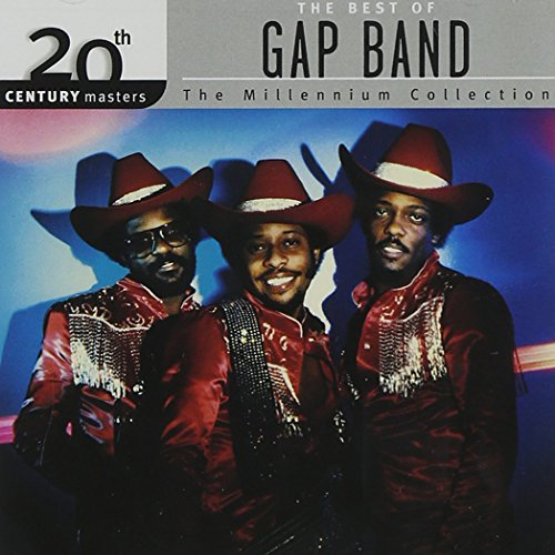 The Gap Band - Gap Band V Jammin