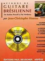Partition : Methode guitare bresilienne + CD.C. Hoarau