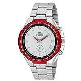 Vego Analog white colour Watch For Men's (AGM 144)