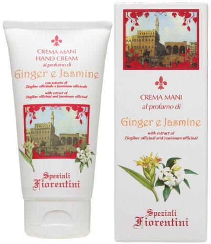 Ginger デルベ-0 - Jasmine hand cream 75 mL [174]